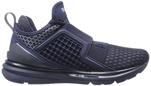 Puma Mens Ignite Limitless Cross-Trainer Shoe Peacoat
