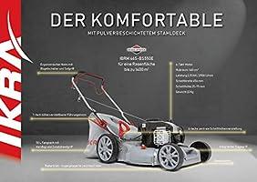 IKRA 77007640 IBRM 46S-BS550E - Cortacésped de gasolina (2150 W ...