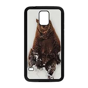 diy Custom Phone Case Case for SamSung Galaxy S5 i9600 - Strong Grizzlies case 6