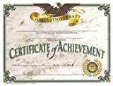 14 Pack HAYES SCHOOL PUBLISHING CERTIFICATES OF ACHIEVEMENT 30/PK