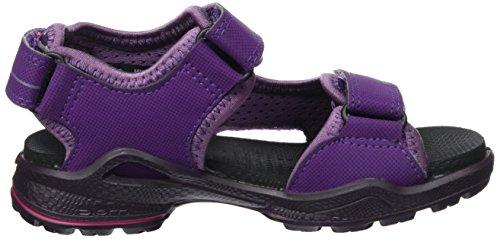 ECCO Biom Sandal, Zapatillas de Deporte Exterior para Niñas Morado (50388imperial Purple/grape)
