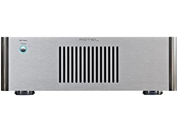 Rotel - Rb-1552 silver mkii etapa potencia rb1552