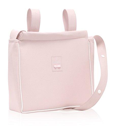 Cambrass Chic - Bolso panadera, color rosa Rosa