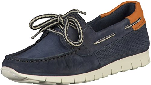 Derbies Navy 20 1 Femmes Tamaris 23624 n0fq4S8wv