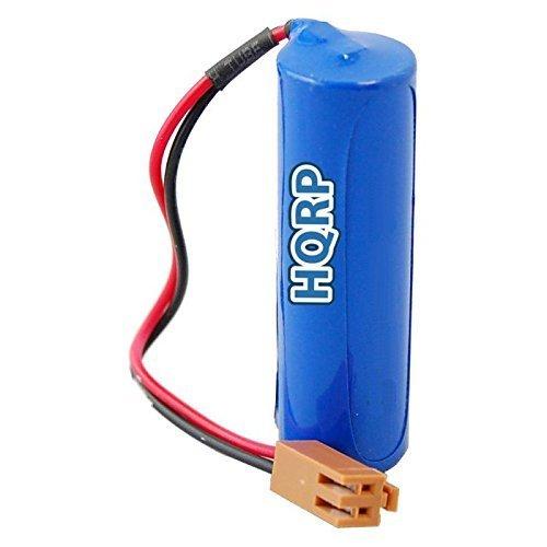 - HQRP Battery for Mitsubishi NC2157H01, MQ60700, ER6V-C4 CR1-571 Meldas C6 C64 RV-100TH RV-150TH RV-100THL RV-150THL RV-4A RV-5AJ RV-3AL RV-4AJL C52011, ER6 BKO-NC2157H01 Industrial Robot + Coaster