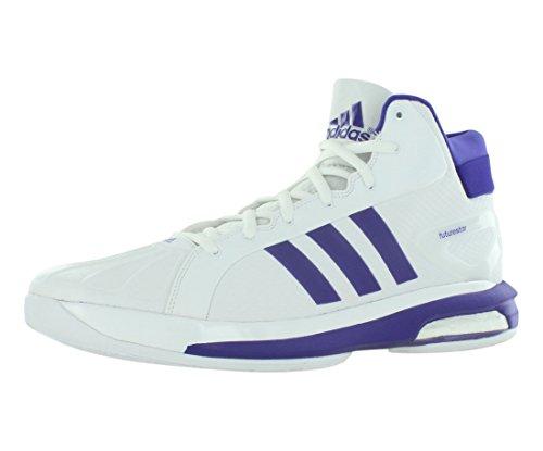 Scarpe Da Uomo Adidas Sm Futurestar Boost Bianche / Viola