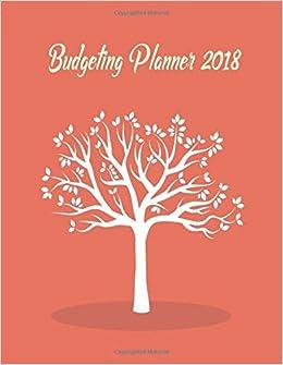 budgeting planner 2018 planner journal notebook finance planner money organizer budget planner monthly budget planner debt tracker saving