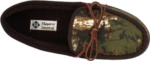 Tamarac Door Slippers Internationale Mens Camo Mocassin Camouflage