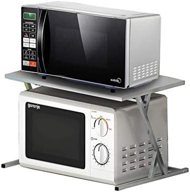 HTTSC Rack de Almacenamiento Cocina Horno de microondas, Horno ...