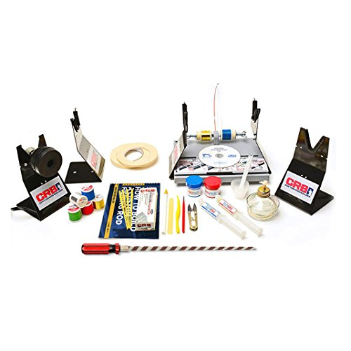 Custom Rod Building Starter Supply Kit FSB-2 from CRB