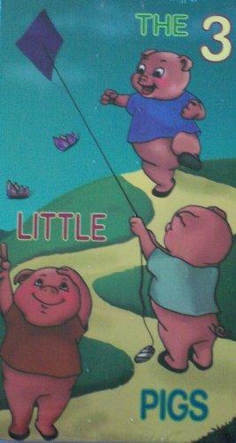 (The Three Little Pigs (Fox Pop; Robin Hood Makes Good; Prest-o Change-o; & Pigs In A Polka))