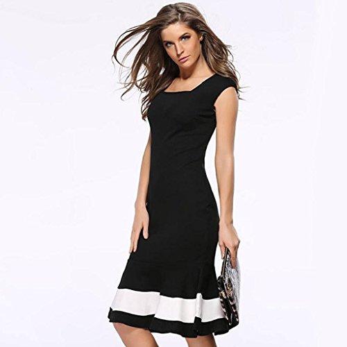 priams 7de las mujeres noche Vintage sin mangas Bodycon vestido de sirena vestidos de novia