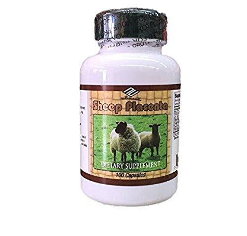 Sheep Placenta Complex (100 Capsules)
