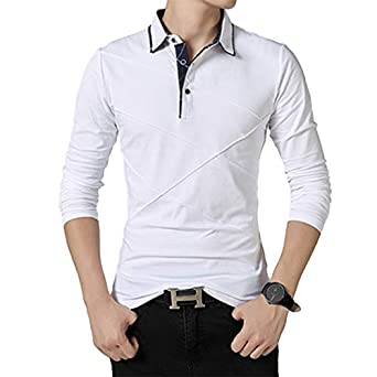 702065b294acb SWISSWELL Homme Polo Shirt Sport en 100% Coton T-Shirt Casual Polo de Rugby
