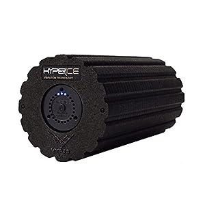 Hyperice Vyper 2.0 High Intensity Vibrating Fitness Roller Black