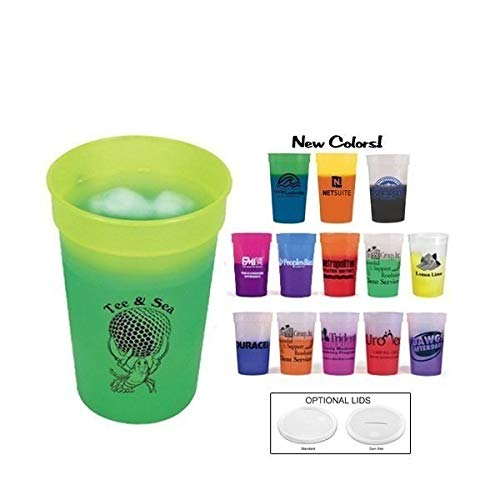 (17 oz Mood Stadium Cup - 250 Quantity - $0.93 Each - Promotional Product/Bulk with Your Logo/Customized -)