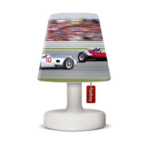 Fatboy CCP Cooper Cappie Lamp Shade for Edison The Petit Lamps, Car Race