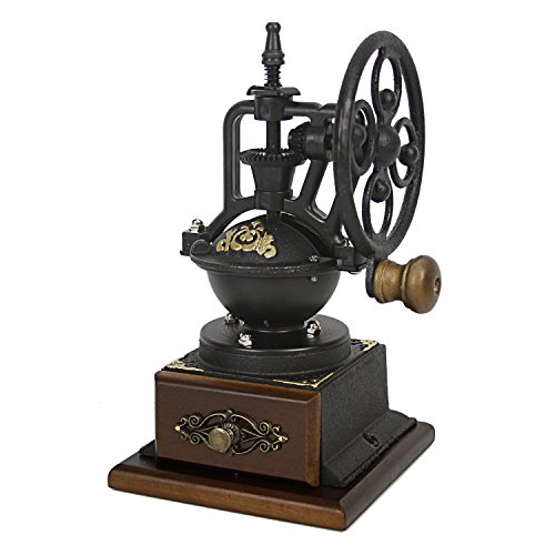 Evelyne Vintage Antique Windmill Grinder product image
