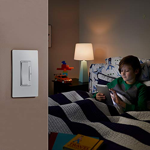 Legrand - Pass & Seymour Radiant Smart WWRL50WH Tru-Universal Wi-Fi Enabled Dimmer, White by Pass & Seymour (Image #4)