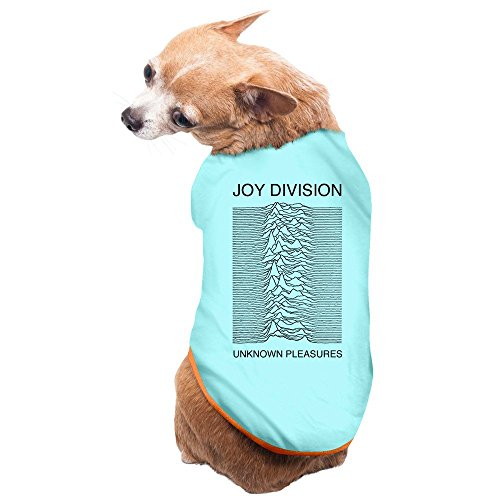 Mj Outfits (Fashion Sleeveless Pet Supplies Joy Division Unknown Pleasures Dog Outfit Puppy Clothes)