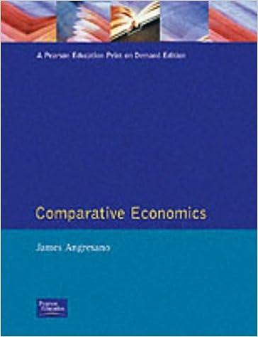 Comparative Economics