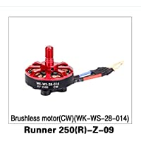 Brushless motor(CW )(WK-WS-28-014) for Walkera Runner 250 FPV Quadcopter Parts Advance Spare Parts 250(R)-Z-09