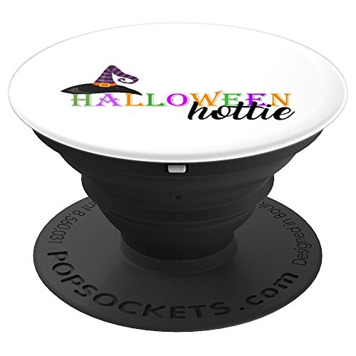 Halloween Hottie Sexy Wife Party Favor Goody Bag Gift - PopSockets Grip and Stand for Phones and Tablets]()
