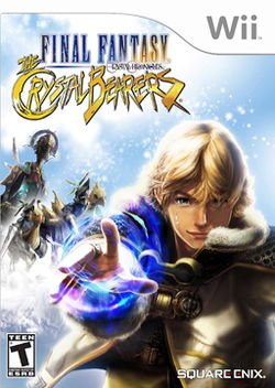 Square Enix - Final Fantasy Crystal Chronicles: Crystal Bearers /Wii (1 Games) (Nintendo Wii)