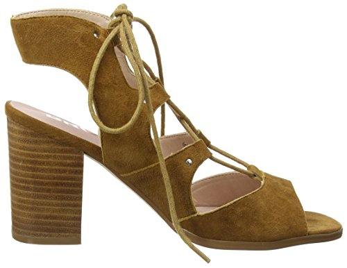 Bronx Bmarlowx Damen Pumps Braun (21 Mid brown)