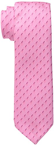 Susan G. Komen Men's Ribbon Allover Tie, Pink, One Size