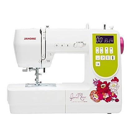 Amazon Janome Anna Maria Horner AMH M40 Sewing Machine Simple Anna Sewing Machine