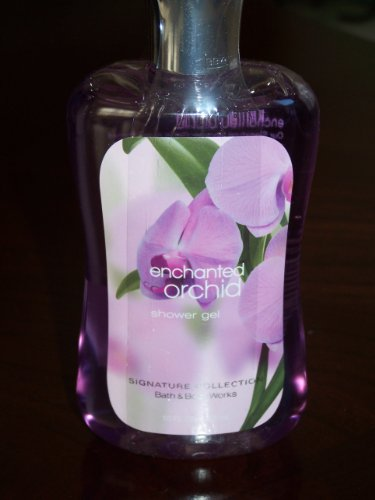 Bath and Body Works Enchanted Orchid Shower Gel 10oz