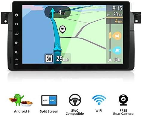 Android 9.0 Estereo de Coche navegación GPS Compatible Para BMW ...