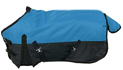 """Derby Originals 600D Nylon Horse Turnout Winter Blanket Miniature and Pony Sizes, 44"""""""