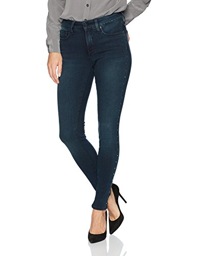 NYDJ Women's Ami Super Skinny Jeans in Future Fit Denim, Mason, 4
