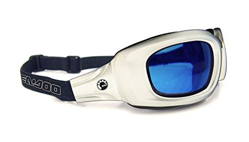 Doo Sea Pwc (New Genuine OEM BRP Sea-Doo PWC Boat Riding Goggles-White)