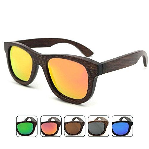 dbd4cc9888 iSunHot sunglasses Polarized Protection Wayfarer