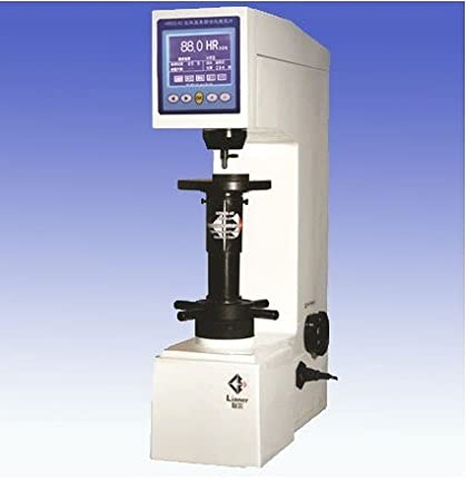 Gowe Digital Superficial Rockwell Hardness Tester, Superficial Rockwell Scales: HR15N, HR30N, HR45N, HR15T, HR30T, HR45T - - Amazon.com