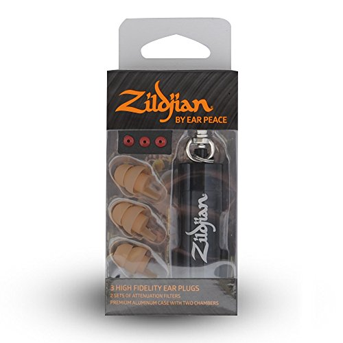 Zildjian HD Ear Plugs Tan