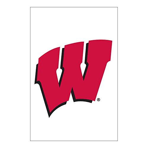 University of Wisconsin Badgers Flag - Garden Size