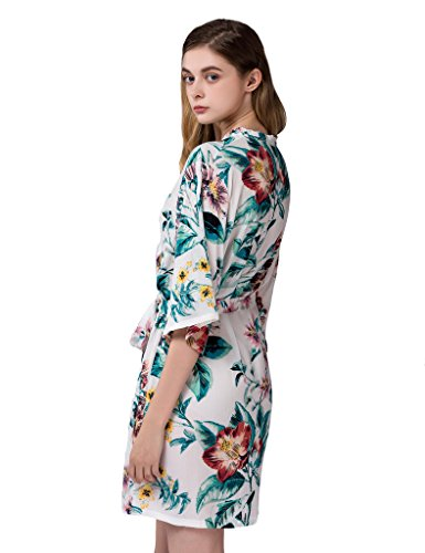 6550391fa4 Jual Isoft Women s Short Kimono Robes