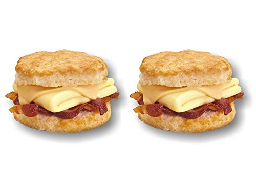 2 Biscuit Breakfast Sandwich 5
