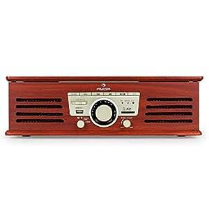 auna TT-92W - Tocadiscos: Amazon.es: Electrónica