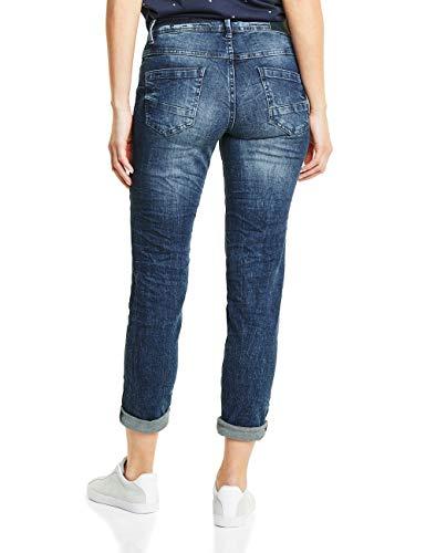 Droit Jean Cecil Bleu 10281 Blue mid Femme Wash Fwqq5dz6