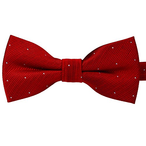 Bow Accessory Tie (Baicfquk® Formal Dog Bow Ties, Adjustable Bowtie, Fashion Accessories for Pet Dog Cat BT627 (Red))