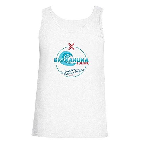 Pop Threads - Camiseta de tirantes - para hombre blanco