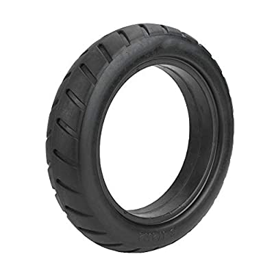 Samfox Electric Scooter Tire, Front Rear Solid Tire Wheel Cover Tyre, Compatible with Xiao-m-i M365 Electric Scooter : Sports & Outdoors
