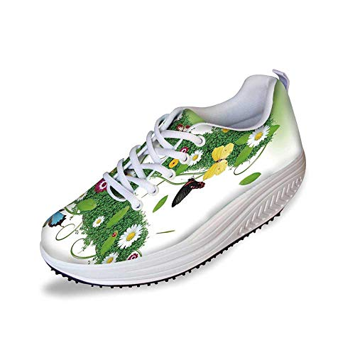 YOLIYANA Letter Z Stylish Shake Shoes,Fresh Summer for sale  Delivered anywhere in Canada