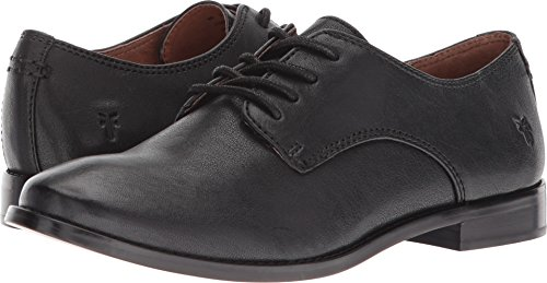 FRYE Women's Anna Oxford Black 5.5 B US