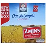 Avena Quaker Oats Así Simple Sabor - 1 x 50 sobres